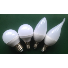 Светодиодная лампа C37 / G45 для алюминиевого пластика (3W, 4W, 5W)
