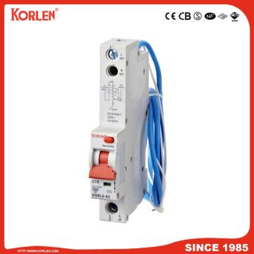 EARTH LEAKAGE CIRCUIT BREAKER KNBL6-63 63A 10mA CE