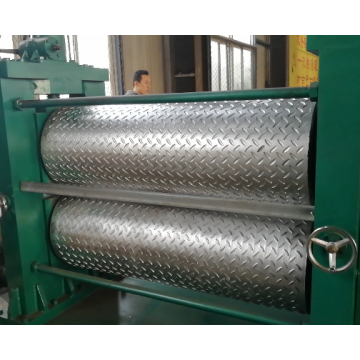 High Speed Metal Plate Embossing Machine