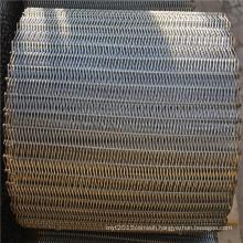 High temperature resistance balanced stainless steel wire mesh conveyor belt