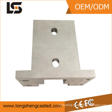 buy direct from china manufacturer customized aluminum sheet high precision cnc machining