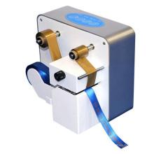Desktop Digital Roll To Roll color Satin ribbon printed with logo garment label printer machine for printing label