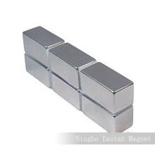 N52 Zinc Plating Neodymium Block Magnet