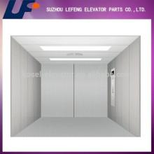 Тяжелый (большой) грузовой лифт Лифт используется для склада