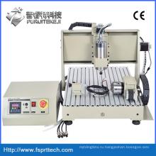 Гравировальное оборудование по металлу Недорогой фрезерный станок по металлу с ЧПУ