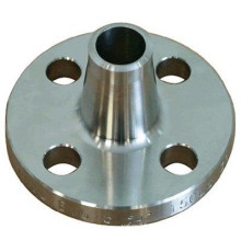 Flange de pescoço RF de soldadura para a válvula de esfera