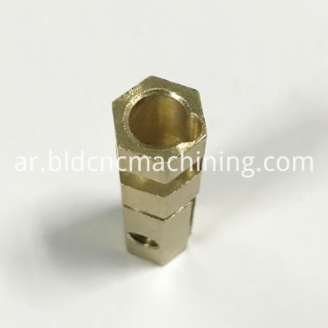 machined brass parts and accessories