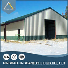 Multifunctional Enigneering Steel Construction Warehouse To Africa