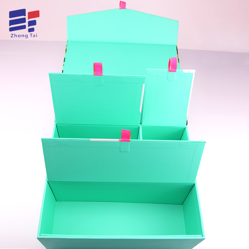 Gift Conrain Box For Packaging Apparel