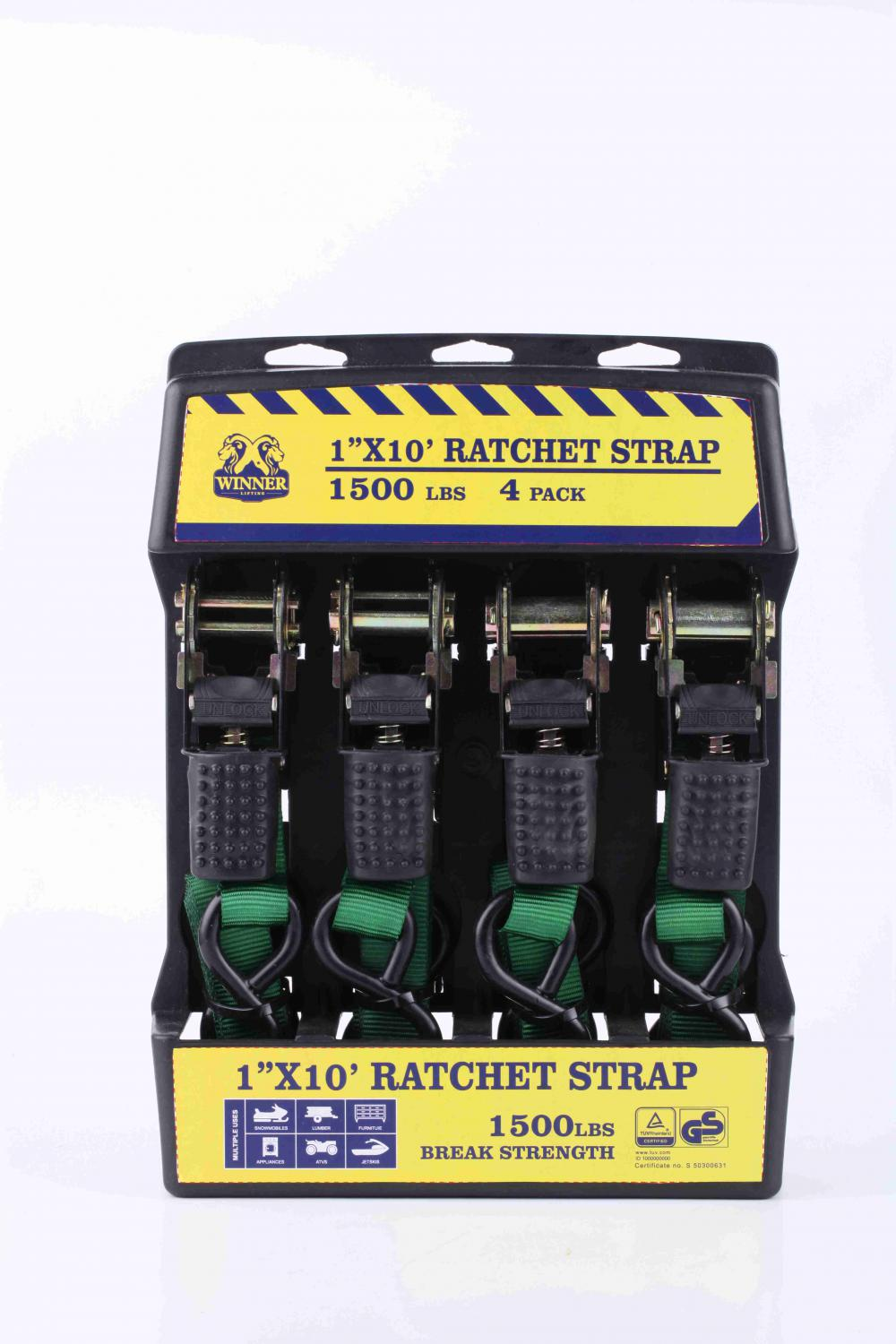 Ratchet Lashing Belt kit