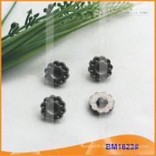 Zinc Alloy Button&Metal Rhinestone Button&Metal Sewing Button BM1623