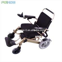 Chaise roulante portable portable autorisée CE