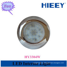 Trailer used interior light led interior round light for vehicles