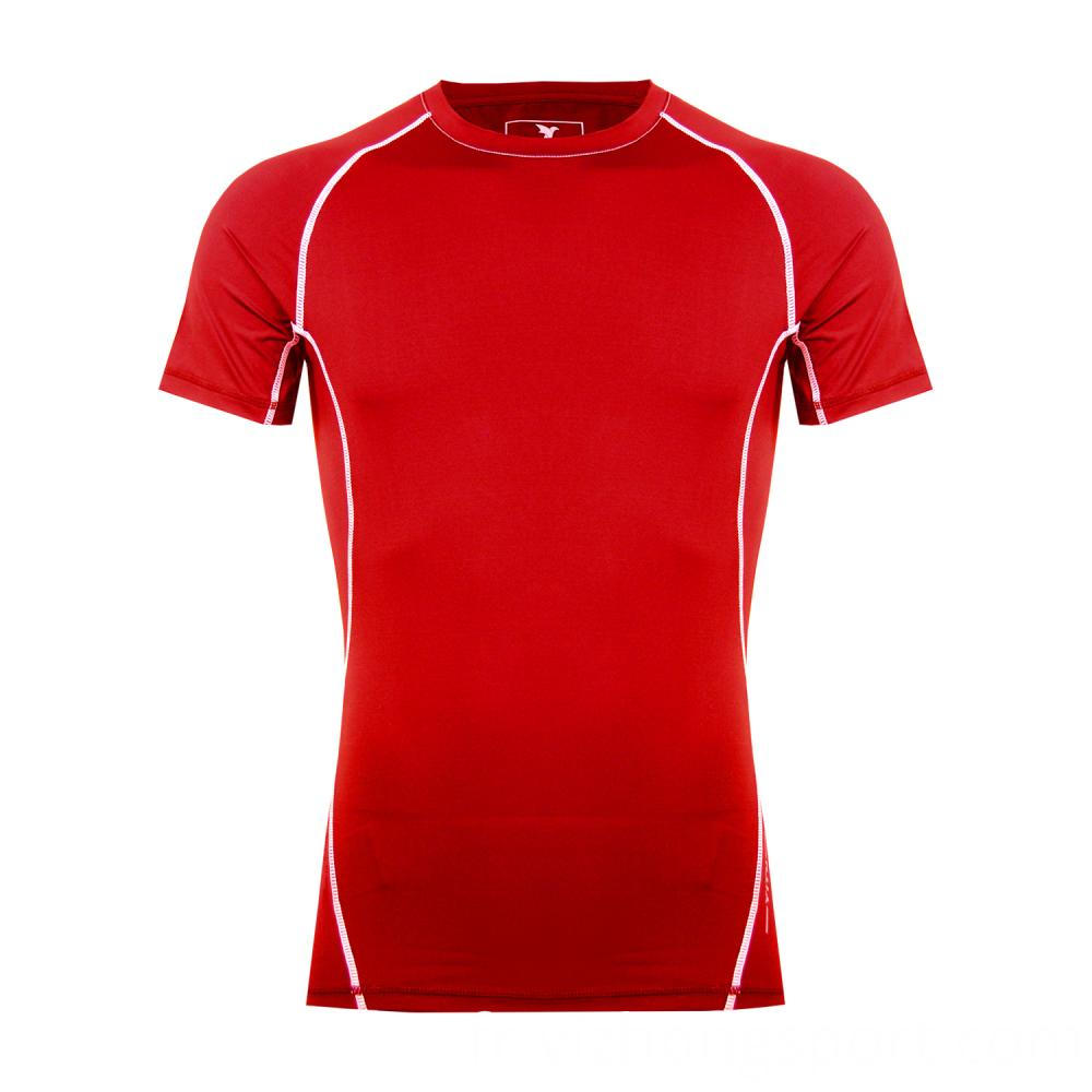 Fitness T Shirt Polyester Stretch