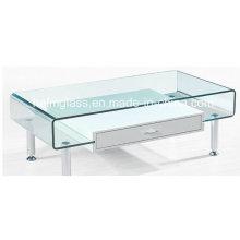 Morden Coffee / Dining Table Glass, Art Glass de vidrio esmerilado