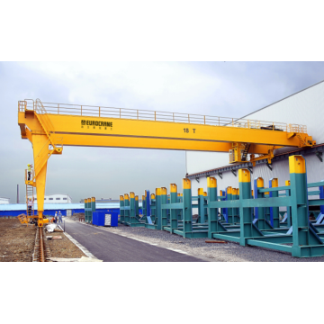 18t Load Semi-Gantry Crane