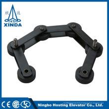 Guide de pièces de rechange Rail Roller Escalator Step Wheel