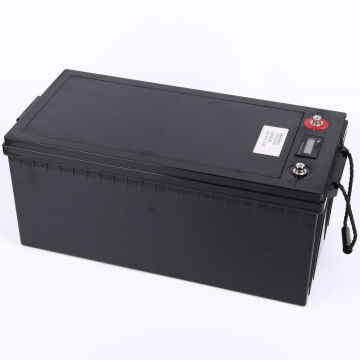 Lifepo4 Batterie 12v 180Ah