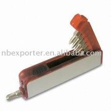 Mini Juego de Herramientas / Juego / BTEL1342 Destornillador de Bolsillo