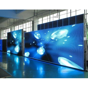 Pantalla LED a todo color para colgar en interiores P2.5