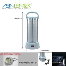 BT-4854 Tiempo de luz 4 horas 60 LED potente recargable LED de la lámpara