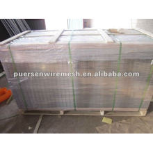 Anping wall electro galvanized welded wire mesh panel
