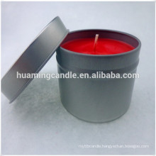 personalized scented candle