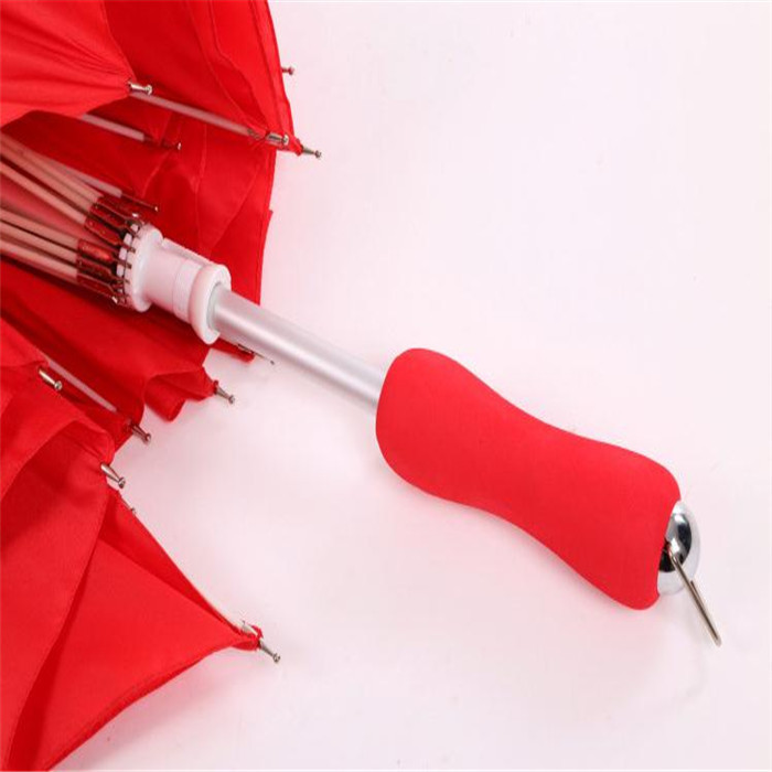 Indian style Wedding Bridal Shower Umbrella handler