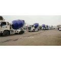 Competitive Price Cement Mini Truck Concrete Mixer