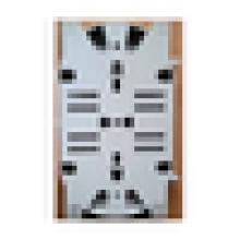 FTTH 24 Core / Port Волоконно-оптическая кассета ABS Распределительный лоток для оптического волокна