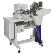 Automatic Belt-Loop Attaching Sewing Machine