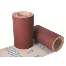Hand Use Aluminum Oxide Abrasive Cloth Ja113