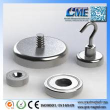 Montage-Magnete Leistungsstarke Neodym-Magnete Mächtigstes magnetisches Material