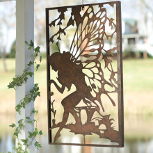 Screen Art - Laser Cut Privacy Screens