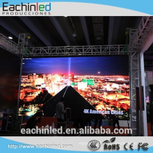 P4 photos die-cast aluminum full color led display rental p4 led display screen panel for hd video display and ultra thin