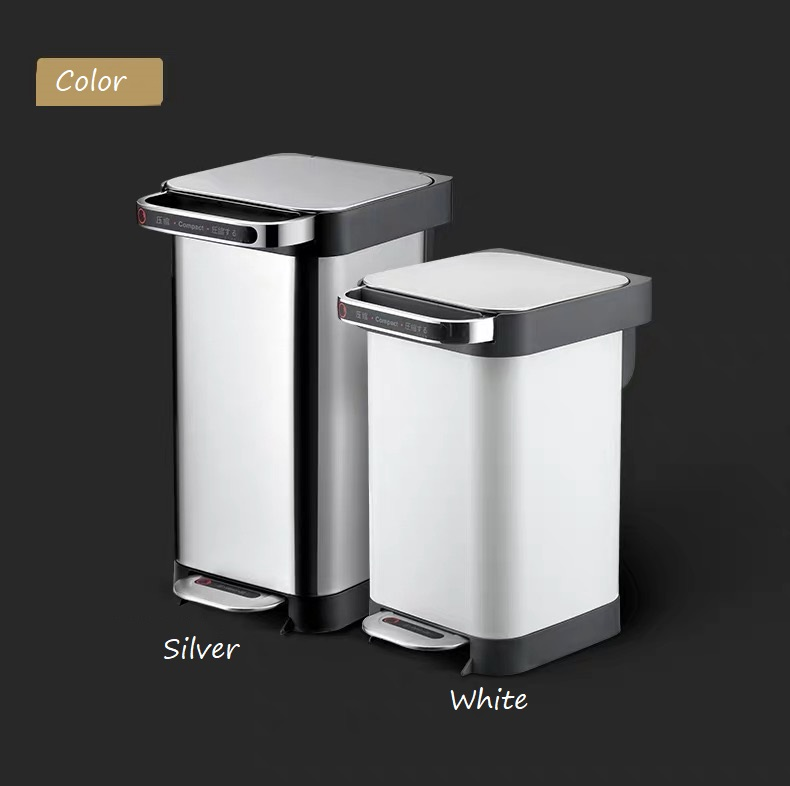 Muticolor Dustbin with Soft Close