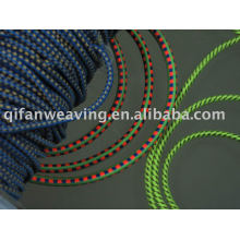 Corde élastique de corde de choc