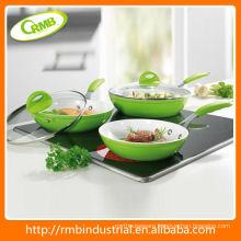 5pcs ceramic cookware set(RMB)
