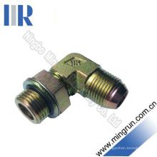 90 Coude JIS Gaz / Bsp Joint torique mâle Adaptateur ajustable Hydraulique (1SG9)