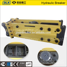 28-35tons pc300 pc360 excavator attachments hydraulic concrete breaker hammer