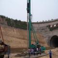 El excavador hidráulico multifuncional 2018 montó el martillo diesel de la pila para la plataforma de perforación rotatoria