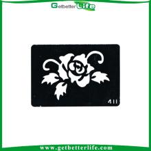 Plantillas de tatuajes de Glitter por mayor disponible OEM & ODM