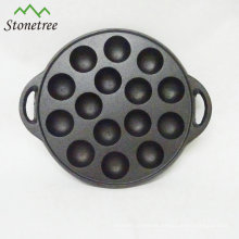 15 Cup Oven safe Cast Iron Muffin Cupcake Baking Pan
