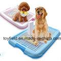 New Dog Toilet Portable Plastic Potty Tray Pet Toilet