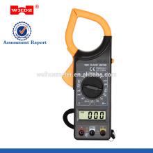 266 pinza amperimétrica con medidor de amperaje CE & GS