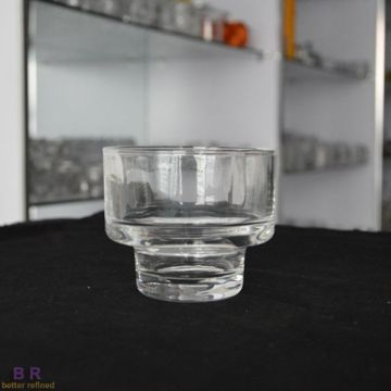 Tealight Glass and Votive Holder in vetro