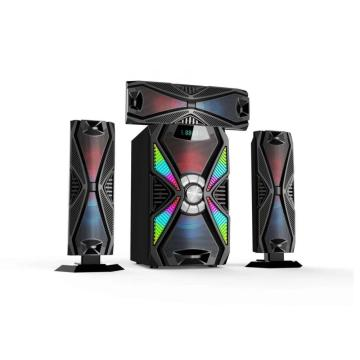 Nice 3.1CH Home speaker System with RGB Light