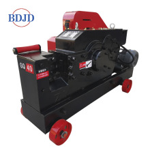 Construction machinery rebar cutting machine