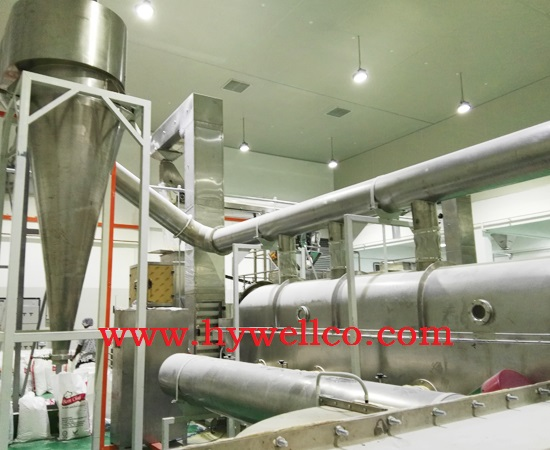 ZLG Series Fluid Bed Drying Machine