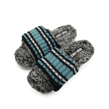 Soft cotton velvet slippers Comfortable house slippers The new trend of cotton slippers